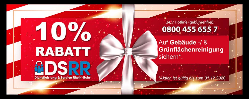 dsrr-rabatt-weihnachten-2020-reinigung-gruenpflege-gebaeude